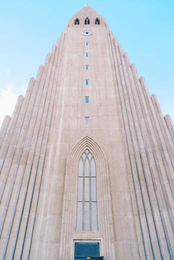 Hallgrímskirkja (Church of Hallgrímur)