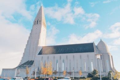 Hallgrímskirkja, or Church of Hallgrímur